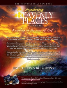 Heavenly Places Book