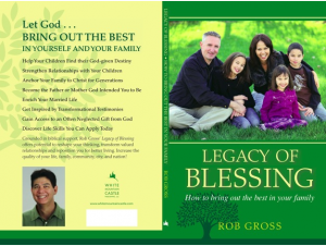 Legacy of Blessing Book